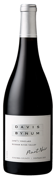 2015 Davis Bynum Pinot Noir, Russian River Valley, USA (1.5L MAGNUM)