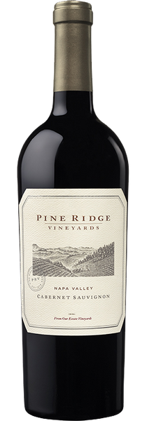 2016 Pine Ridge Vineyards Napa Valley Cabernet Sauvignon, California, USA (750ml)