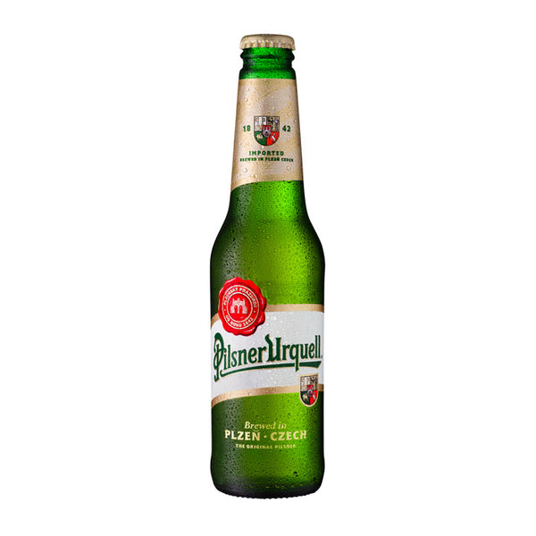 12pk-Pilsner Urquell Beer, Czech Republic (330ml)
