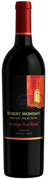 2013 Robert Mondavi Winery Private Selection Heritage Red Blend, Central Coast, USA (750 mL)