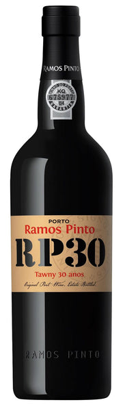 NV Ramos Pinto 30 Year Old Tawny Port, Portugal (750ml)