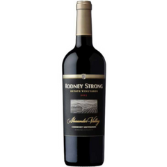 2016 Rodney Strong Estate Vineyards Cabernet Sauvignon, Alexander Valley, USA (750ml)