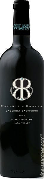2012 Roberts + Rogers Cabernet Sauvignon, Howell Mountain, USA (750ml)