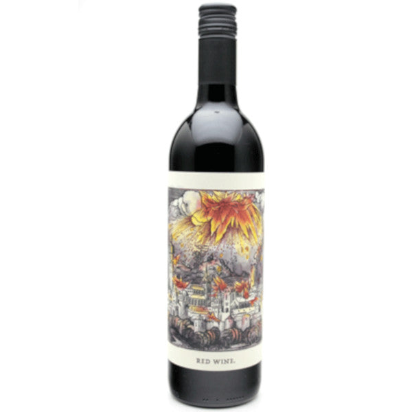 2018 Rabble Wine Co. Red Blend, Paso Robles, USA (750ml)