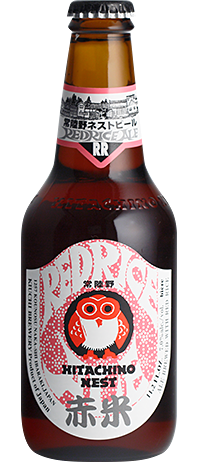 24pk-Hitachino Nest Red Rice Ale Beer, Japan (330ml)