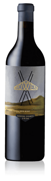 2016 Rowen Red Blend, Cooley Ranch, Sonoma County, USA (750ml)