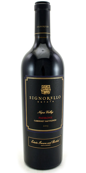 2013 Signorello 'Padrone' Cabernet Sauvignon, Napa Valley, USA (750ml)