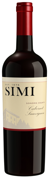 2018 Simi Cabernet Sauvignon, Alexander Valley, USA (750ml)