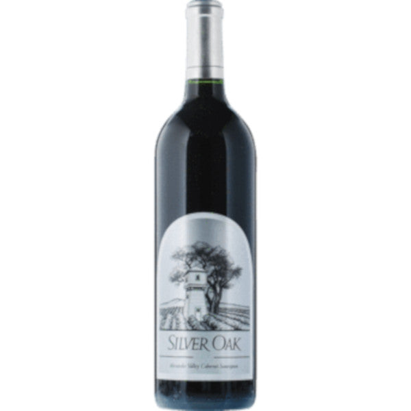 2015 Silver Oak Cellars Cabernet Sauvignon, Alexander Valley, USA (750ml)