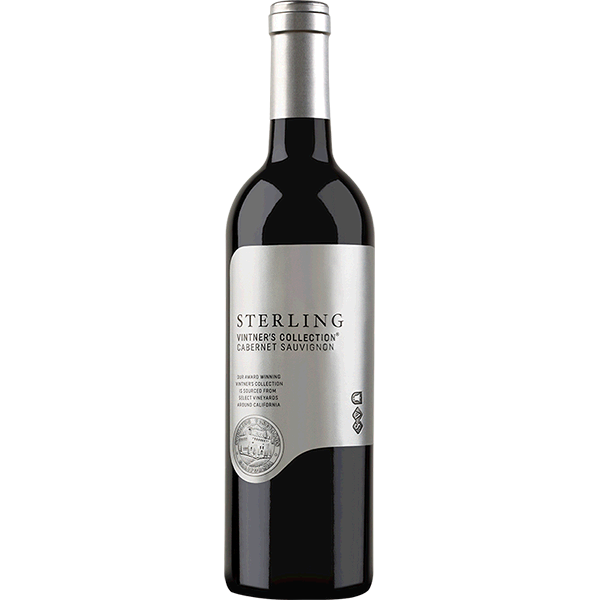 2017 Sterling Vineyards Vintner's Collection Cabernet Sauvignon, Central Coast, USA (750 mL)