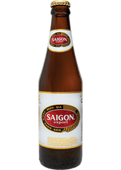 6pk-Saigon Export Lager Beer, Vietnam (330ml)