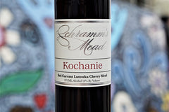 Schramm's Kochanie Red Currant Lutowka Cherry Mead, Michigan, USA (375ml) HALF BOTTLE