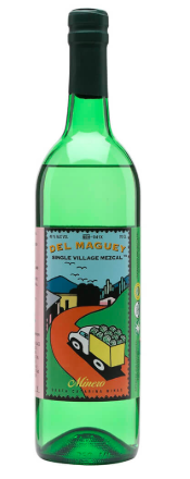 Del Maguey Single Village Minero Santa Catarina Minas Mezcal, Mexico (750ml)