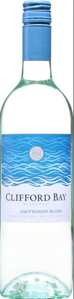 2017 Clifford Bay Sauvignon Blanc, Marlborough, New Zealand (750ml)