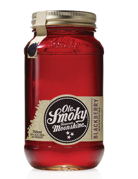 Ole Smoky Blackberry Moonshine, Tennessee, USA (750ml)
