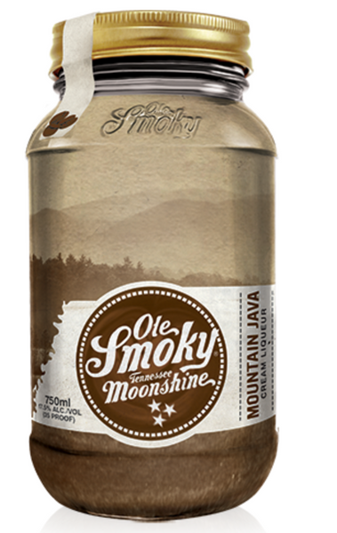Ole Smoky Mountain Java Moonshine, Tennessee, USA (750ml)