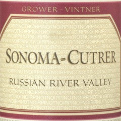 2014 Sonoma-Cutrer Grower Vintner Russian River Valley Pinot Noir, Sonoma County, USA (750ml)