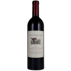 2015 Spottswoode Family Estate Grown Cabernet Sauvignon, St. Helena, USA (375ml HALF BOTTLE)