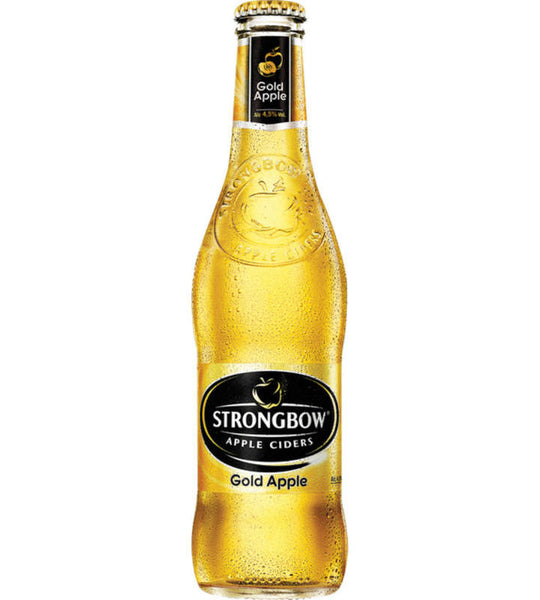 24pk-Strongbow Gold Apple Cider, England (12oz)