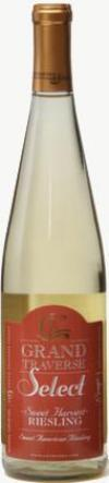 NV Chateau Grand Traverse Select Sweet Harvest Riesling, Michigan, USA (750ml)