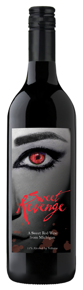 NV St. Julian Wine Co. Sweet Revenge St Julian Wine Co, Lake Michigan Shore, USA (750ml)
