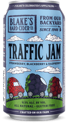 "(6pk cans)-Blake's ""Triple Jam"" Hard Cider, Michigan, USA (12oz)"