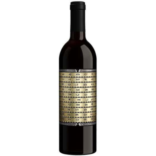 2018 The Prisoner Wine Co. 'Unshackled' Red Blend, California, USA (750ml)