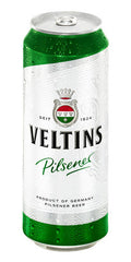 (24pk cans)-Veltins Pilsener Beer, Germany (500ml)