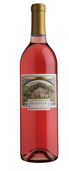 Buehler Vineyards White Zinfandel, Napa Valley, USA (750ml)