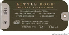 Little Book 'Chapter 3 The Road Home' Straight Bourbon Whisky Kentucky, USA (750ml)