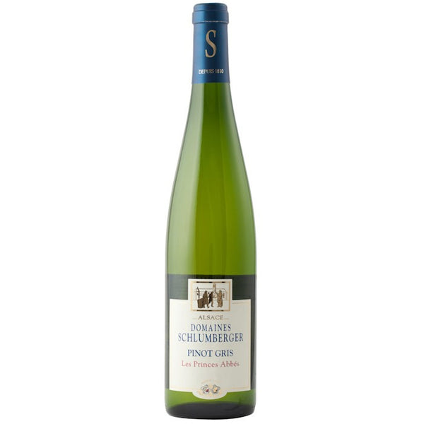 2016 Domaines Schlumberger Pinot Gris Les Princes Abbes, Alsace, France (750ml)