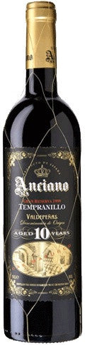 2005 Bodegas Navalon Anciano 'Aged 10 Years' Gran Reserva Tempranillo, Valdepenas, Spain (750ml)