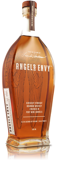 Angel's Envy Port Wine Barrel Finish Kentucky Straight Bourbon Whiskey, USA (750ml)