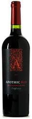 2017 Apothic Wines Red Winemaker's Blend, California, USA (750ml)