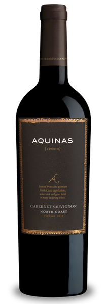 2017 Aquinas Cabernet Sauvignon, Napa Valley, USA (750ml)