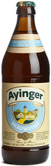 20pk-Ayinger Brauweisse Hefeweizen Beer, Germany (500 ml)