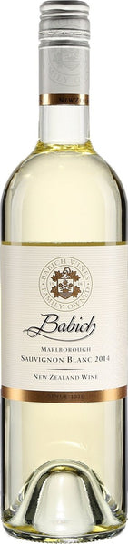 2015 Babich Wines Sauvignon Blanc, Marlborough, New Zealand (750ml)