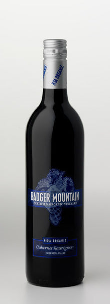 2015 Badger Mountain N.S.A. Organic Cabernet Sauvignon, Columbia Valley, USA (750ml)