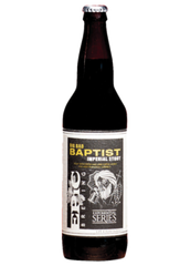 Epic Brewing Big Bad Baptist Whiskey Barrel Aged Imperial Stout Beer, Utah, USA (22 oz)