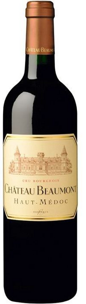 2012 Chateau Beaumont, Haut-Medoc, France (750ml)
