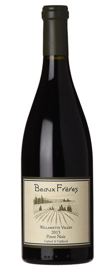 2015 Beaux Freres Willamette Valley Pinot Noir, Oregon, USA (750ml)