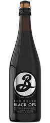 Brooklyn Brewery Black Ops Bourbon Barrel Aged Stout Beer, New York, USA (750 ml)