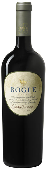 2016 Bogle Vineyards Cabernet Sauvignon, California, USA (750ml)