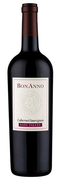 2016 BonAnno Cabernet Sauvignon, Napa Valley, USA (750ml)