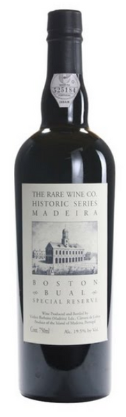 NV The Rare Wine Co. Historic Series Boston Bual Special Reserve by Barbeito, Madeira, Portugal (750ml)