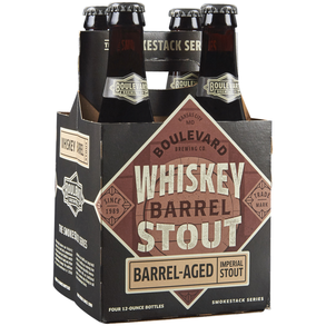 Image result for whiksy  barrel stout boulevard""