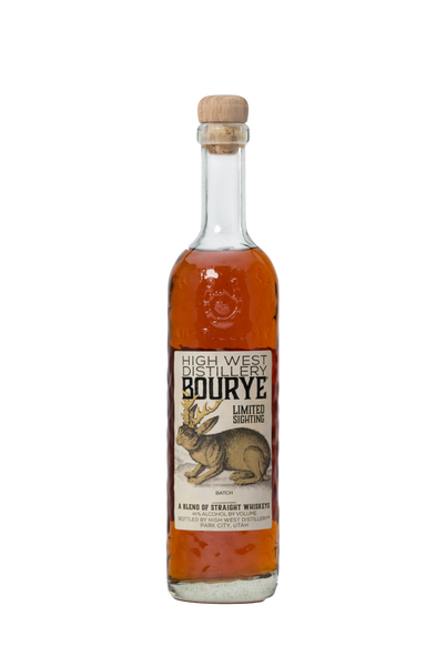 High West Distillery 'Bourye' Limited Sighting Blended Straight Rye & Bourbon Whiskey, Utah, USA (750ml)