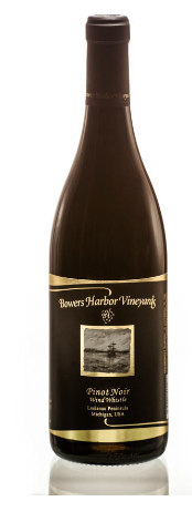 2010 Bowers Harbor Vineyards 'Dijon Clones' Pinot Noir, Michigan, USA (750ml)