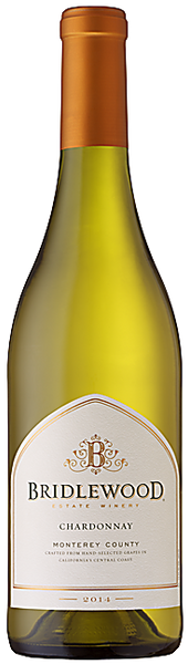 2013 Bridlewood Estate Winery Chardonnay, Monterey County, USA (750ml)