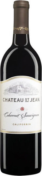 2018 Chateau St Jean Cabernet Sauvignon, California, USA (750ml)